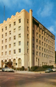Lakehurst Hotel, 17th and Jackson, Oakland, California, mailed 1959